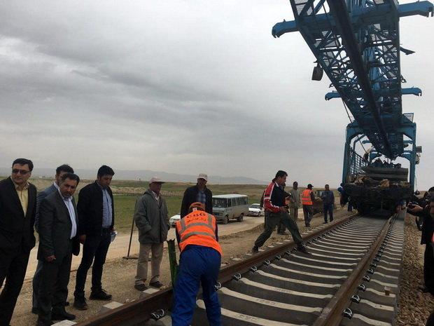 برقراری خط ریلی ساوه به پایتخت زمینهساز ایجاد فرصتهای شغلی است