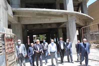 پیگیری اجرای طرح های راه سازی، راه آهن و بازآفرینی شهری استان ایلام