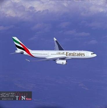 فرودگاه مشهد دومین مقصد پروازی شرکت هواپیمایی امارات به ایران