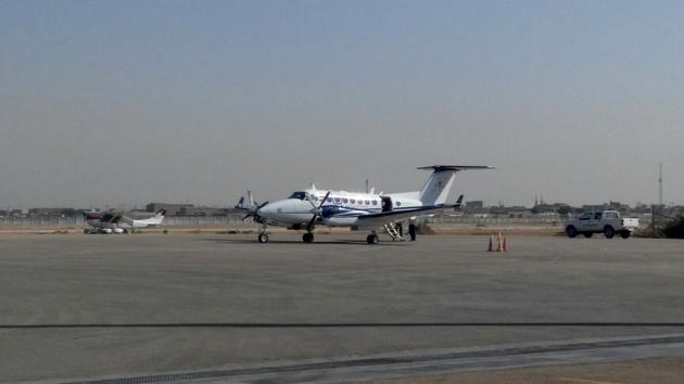 انجام موفق وارسی پروازی ILS فرودگاه اهواز