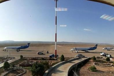 آزمون موفق فرودگاه شاهرود در راهاندازی پرواز نجف