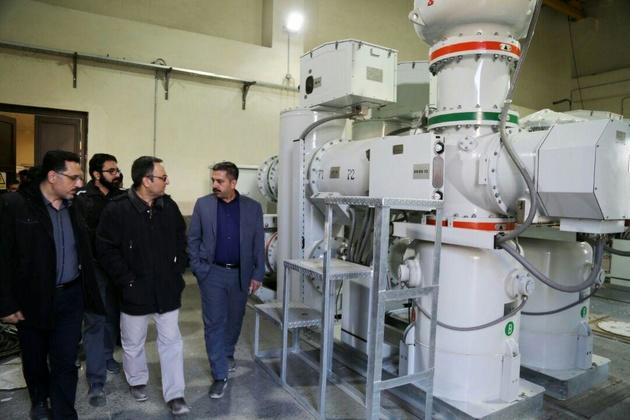 اضافه شدن 3 پست برق جدید به شبکه متروی تهران