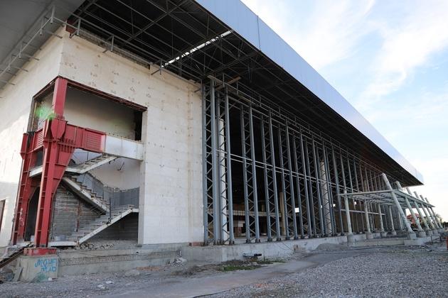 تسریع در ساخت ترمینال جدید فرودگاه گرگان