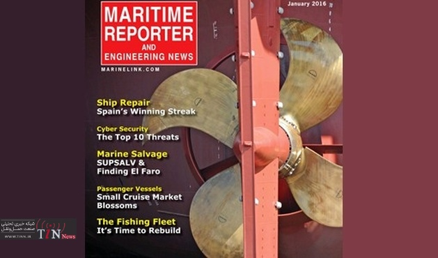 Maritime Reporter and Engineering News(January ۲۰۱۶)