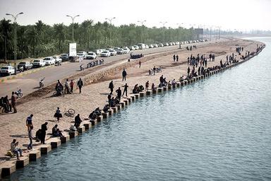 نگرانی خوزستانیها از هجوم کاسبان عراقی به بازارهای این استان