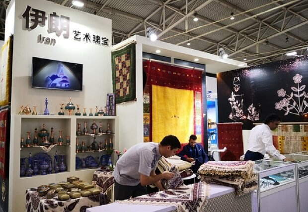 ایران در نمایشگاه های گردشگری چین شرکت کند