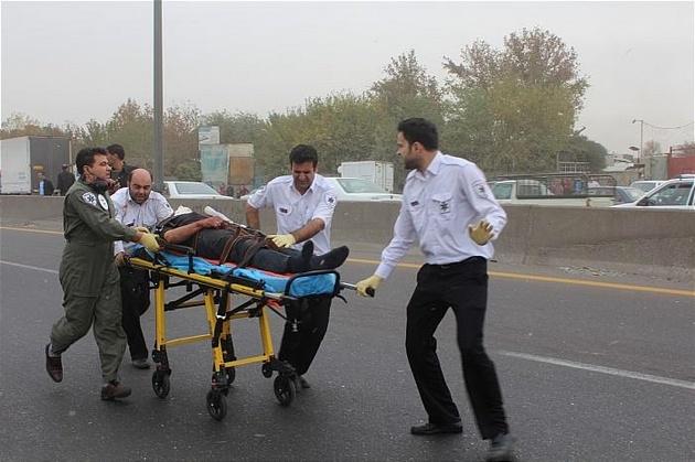 ۸ کشته و مجروح در تصادفات جادهای روز گذشته اصفهان