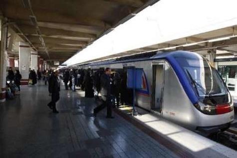 22 کیلومتر از خط هفت مترو پایتخت هفته آینده به بهره برداری می رسد