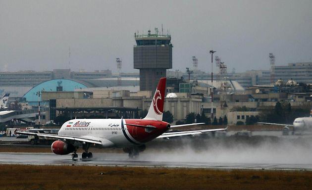 با افزایش دید افقی، پروازها در فرودگاه مهرآباد از سرگرفته شد