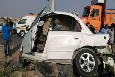 هزینه سالانه تلفات جادهای معادل یارانه ۴۰ میلیون نفر در سال است