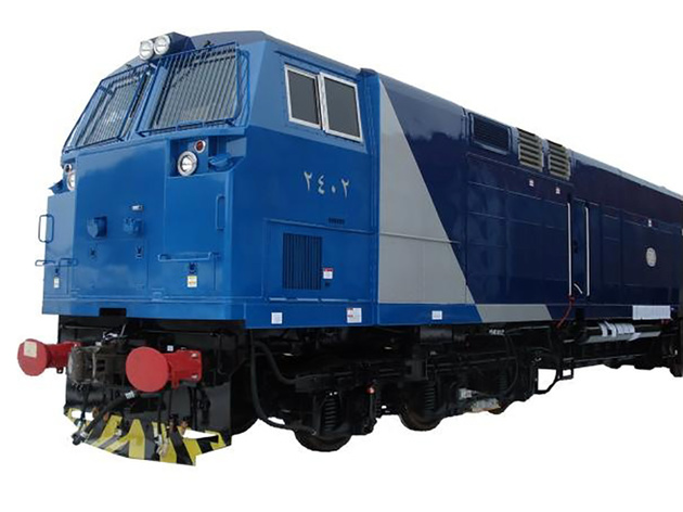 GE signs 'holistic' agreement to supply 100 locos to Egypt