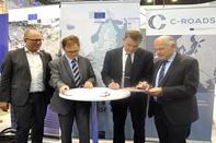 تلاش مشترک برای استقرار خدمات مبتنی بر استاندارد ITS-G5 در جادههای اروپا تا سال 2019