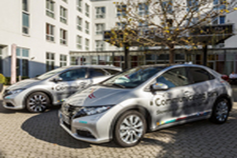 شرکت NXP و شرکای آن، نمایشی از آینده «ترافیک هوشمند» را به نمایش می گذارند