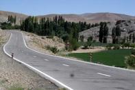 شاخص راه روستایی شهرستان فاروج 43 درصد است