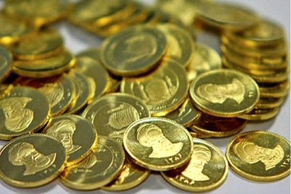 رشد ۱۱۵ هزار تومانی قیمت سکه