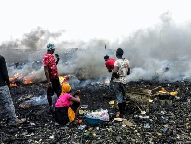 خطر زباله های الکترونیکی برای سلامت میلیون ها کودک در جهان