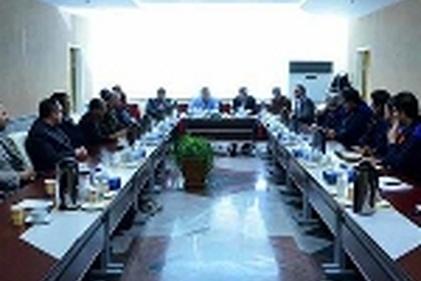 گزارش تصویری / بازدید مدیرعامل گروه توسعه ترابر ایرانیان از کارخانه ایریکو
