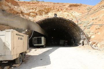 ۷۰۰ میلیارد ریال اعتبار برای تکمیل تونل زره در چهارمحال و بختیاری اختصاص یافت