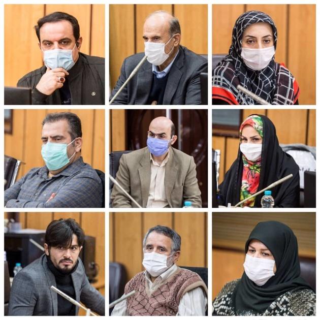 یک معبر در قزوین به نام شهید سلامت مزین شد
