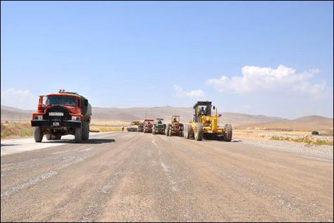 اجرای ۵۰۰ کیلومتر پروژه راه روستایی در کهگیلویه و بویراحمد