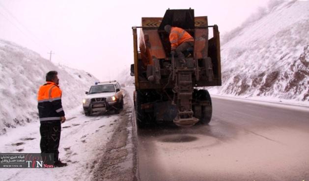 راهها با خدمات مطلوب دستگاههای امداد و نجات جادهای ایمن میشوند