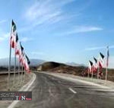 افتتاح آزادراه ۴۵ کیلومتری پلزال - اندیمشک