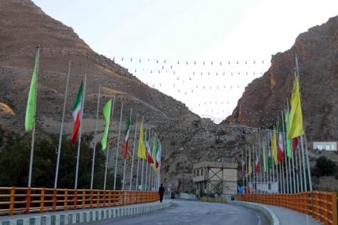 فعالیت ۷۵ پروژه راهسازی به طول ۳۰۰ کیلومتر در استان اصفهان