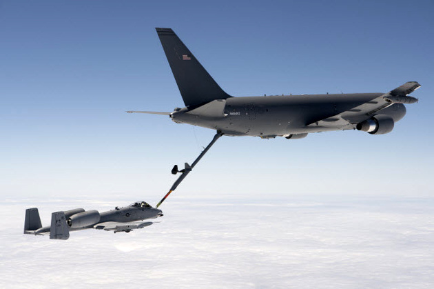 Autonomous refueling considered for KC-46A upgrade plan