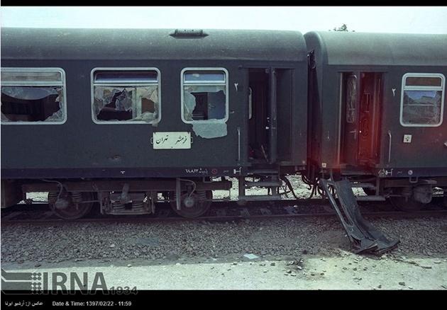 قطار هفت تپه خوزستان