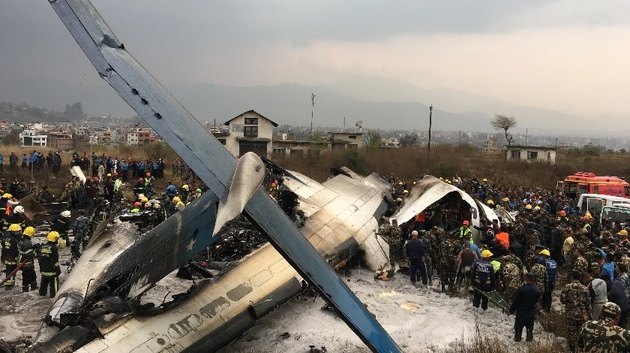 Nepal Plane Crash Caused by 'Emotionally Disturbed' Captain?