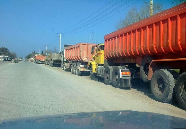 ممنوعیت تردد تانکرهای سوخت عراقی از مرز پرویزخان
