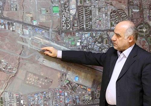 بهسازی باند 29 چپ فرودگاه مهرآباد در 6 روز