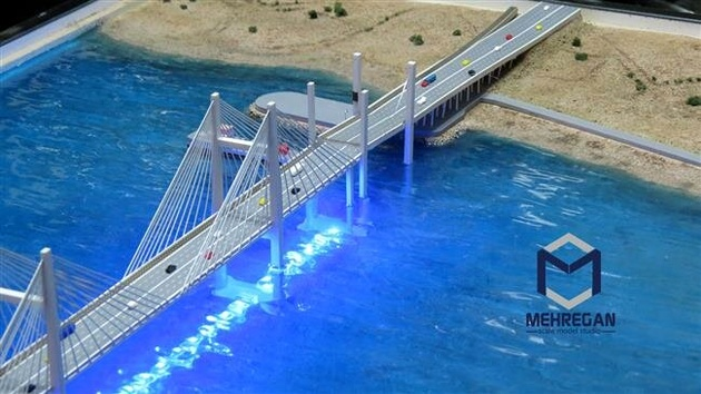 Iran to resume building its longest cross-sea bridge