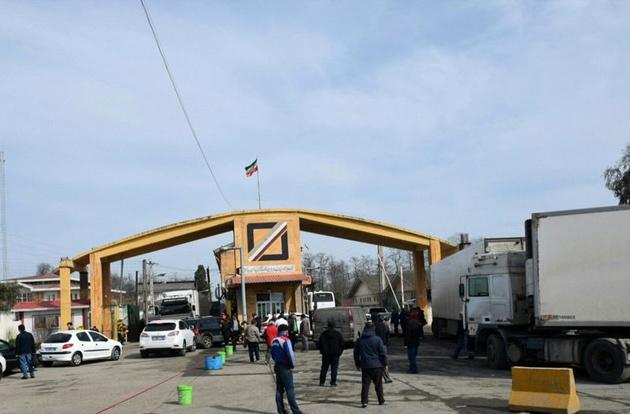 احداث سایت پایانه مرزی حمل و نقل ریلی-جادهای آستارا