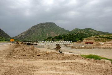 پل دوآب لرستان افتتاح شد