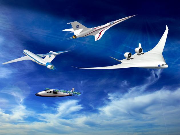 Top Ten Best Electric Planes in the World