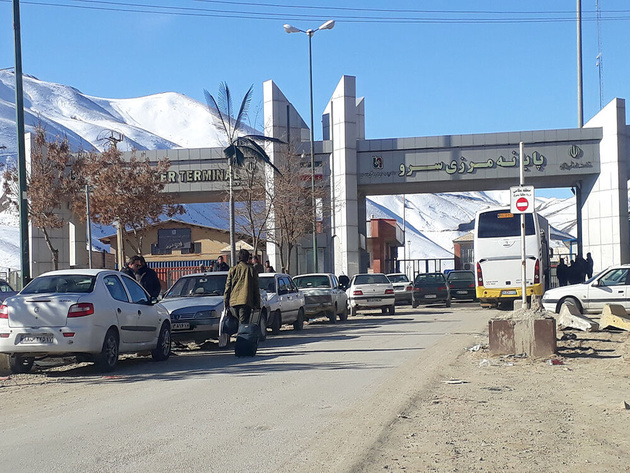 تردد مسافر با شرایط ویژه و محدود از ۳ پایانه مرزی آذربایجانغربی
