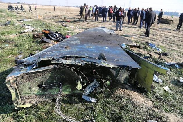 جزئیات تحقیقات قوه قضائیه از علت سقوط هواپیمای اوکراینی