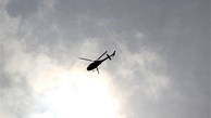Rescue helicopter crashes in Iran, 2 dead