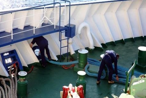 EMSA releases EU's seafarers statistics