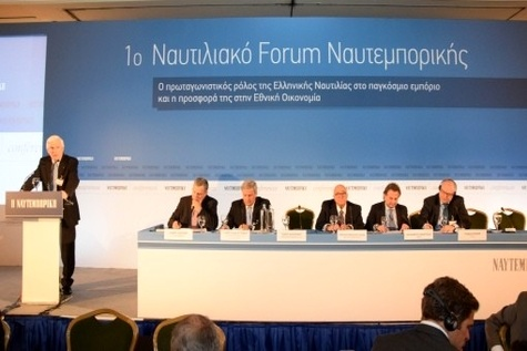 Naftemporiki Shipping Conference reveals industry challenges