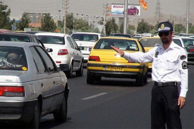 مهران-ایلام یک طرفه می شود/اعمال محدودیت های ترافیکی اربعین