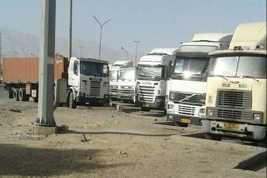 اخذ 4 درصد کمیسیون اضافه از رانندگان کامیون بدون ارایه خدمات