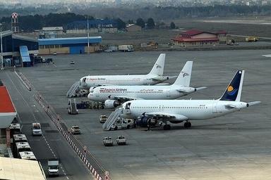فرودگاه مشهد در حالت عادی قرار دارد/ زلزله خسارتی در برنداشت