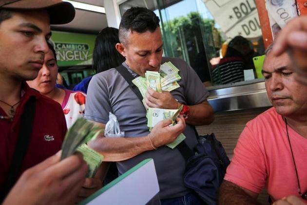چطور اقتصاد ونزوئلا آب رفت