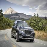 بامو با X7 به جمع سازندگان خودروهای شاسیبلند لوکس پیوست + عکس