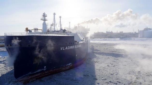 Yamal LNG Ships Two Million Tons of LNG