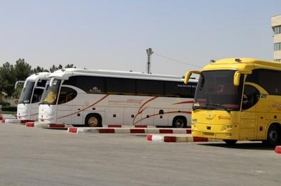 جابهجایی مسافران خراسان شمالی با 700 دستگاه ناوگان عمومی