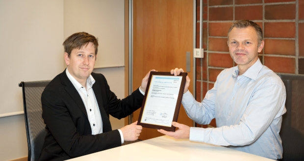 Kongsberg receives first DNV GL cyber security type approval