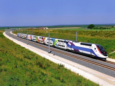 Borne backs early extension of Rhin-Rhône high speed line